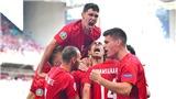 Nhận định Đan Mạch vs Nga (trực tiếp VTV3): Eriksen muốn Đan Mạch tiến sâu