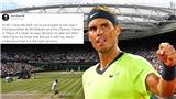 Những tay vợt lớn nào rút lui khỏi Wimbledon và Olympic?