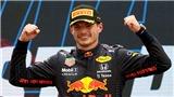 Đua Công thức 1: Verstappen đã bắt kịp đỉnh cao của mùa giải