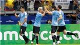 Đội tuyển Uruguay: Kỳ Copa cuối cho Suarez & Cavani?