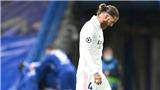 Sergio Ramos: Rời Real Madrid trên chiếc cầu Stamford