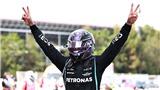 Chặng Spanish Grand Prix: Hamilton thắng nghẹt thở