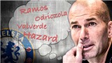 Chelsea vs Real Madrid: Bí ẩn của Zidane