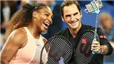 Roger Federer và Serena Williams: Dự Roland Garros là thiếu khôn ngoan?
