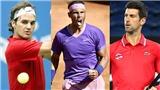 Roland Garros 2021: Các lão tướng đã chồn chân mỏi gối?