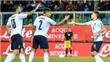 Thổ Nhĩ Kỳ vs Ý: Chiến thắng ở nơi đâu, hỡi những người Thiên thanh?
