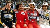 10 mùa giải hấp dẫn nhất trong lịch sử F1