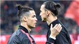 Cuộc đua Top 4 Serie A: Juve cầu cứu Ronaldo, Milan cầu cứu Ibrahimovic