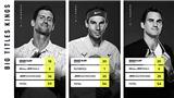 Federer, Nadal và Djokovic: 5 câu hỏi cho cuộc đua tam mã