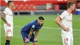 Vấn đề: Suarez vật vã, Atletico vất vả