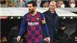 'Kinh điển' Real Madrid vs Barcelona: Giấc mộng Zidane và vũ điệu Messi