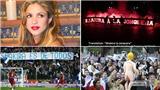 Bên lề trận PSG-Barca: CĐV kêu gọi tôn trọng Shakira