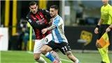 Milan kém Inter 9 điểm: Buông bỏ giấc mơ Scudetto