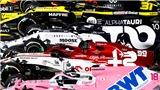 F1: Những thay đổi cho mùa đua 2021