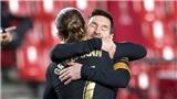 Barcelona: Hành tinh Messi vừa trở lại La Liga