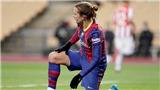Barcelona: Messi nợ Griezmann một lời xin lỗi