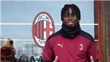Chuyển nhượng mùa Đông: Milan gây ấn tượng mạnh mẽ
