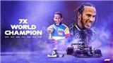 Hamilton, Vettel, và... Covid-19