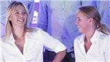 Tennis: Tạm biệt Sharapova, Wozniacki, nhà Bryan,…