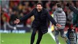 Diego Simeone: Người thay đổi lịch sử Atletico