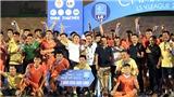 Bình Định ráo riết chuẩn bị cho mùa giải 2021
