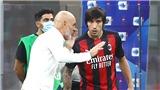 Milan cần kiên nhẫn với Tonali