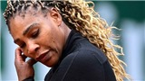 Serena Williams rút lui khỏi Roland Garros 2020: Lời nguyền mang tên Kỷ lục