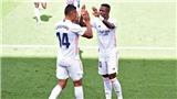 Real Madrid vững ngôi đầu La Liga: Benzema giải hạn, Vinicius Jr tiếp tục tỏa sáng