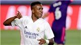 Real Madrid: Vinicius Junior là hoàng tử của Zidane