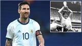 Diego Maradona nhập viện cấp cứu: Lời nguyện cầu cho Cậu bé vàng