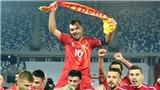 Bắc Macedonia dự EURO 2020: Hãy đưa tên Pandev vào từ điển!