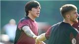 Trực tiếp bóng đá AC Milan vs Bologna: Chờ đợi làn sóng trẻ từ Rossoneri