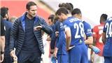 Lampard đã giúp Chelsea hạ MU thế nào?