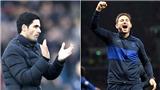 Arsenal vs Chelsea: Arteta đấu Lampard là trận đại chiến cho tương lai