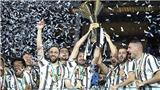 Bóng đá Ý: Chưa một ai sẵn sàng lật đổ Juventus
