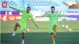 Bóng đá Việt tập sống tích cực