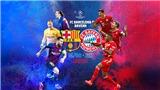 Tứ kết Champions League 2019-20: Cơ hội của Pep, thách thức của Messi