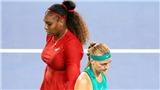 Serena Williams và 10 trận thua tệ nhất trong sự nghiệp