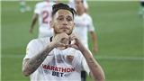 Trực tiếp bóng đá Wolves vs Sevilla: Ocampos là Ronaldo của xứ Andalucia