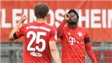 Bayern Munich: Mueller và Davies, những mũi khoan lợi hại của Flick