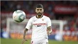Trực tiếp bóng đá Sevilla vs Inter: Điệu tango cuối cùng của Banega
