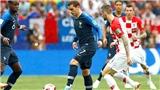 Trực tiếp bóng đá Pháp vs Croatia: Sau chung kết World Cup, hai đội ra sao?