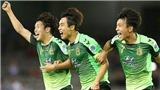 Bóng đá châu Á chấp nhận sống chung với Covid-19