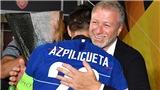 Chelsea dưới triều đại Roman Abramovich: Vừa đá hay, vừa ứng xử đẹp