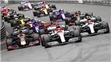 Lịch F1 lại thay đổi