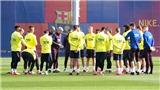 Barca đang sống chung với rủi ro