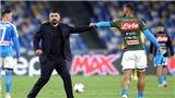 Napoli vào CK Coppa Italia: Câu trả lời của Gattuso