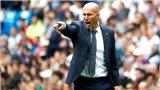 Real Madrid: Chuyện của chàng Lucky Zidane