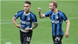 """Inter Milan: Với Eriksen, Conte đã có """"Tam giác quỷ""""?"""