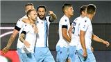 Cuộc đua vô địch Serie A: Lazio vẫn cạnh tranh sòng phẳng với Juventus